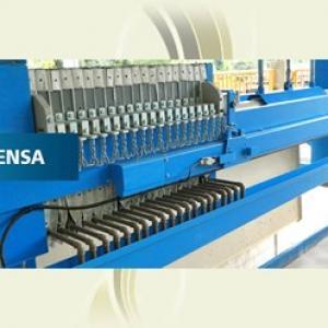 Fabricante de filtro prensa